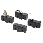 OMRON Basic & Limit Switches (Z: Series)