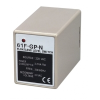 OMRON Floatless Level Switch (Compact, Plug-in Type) 61F-GP-N[]